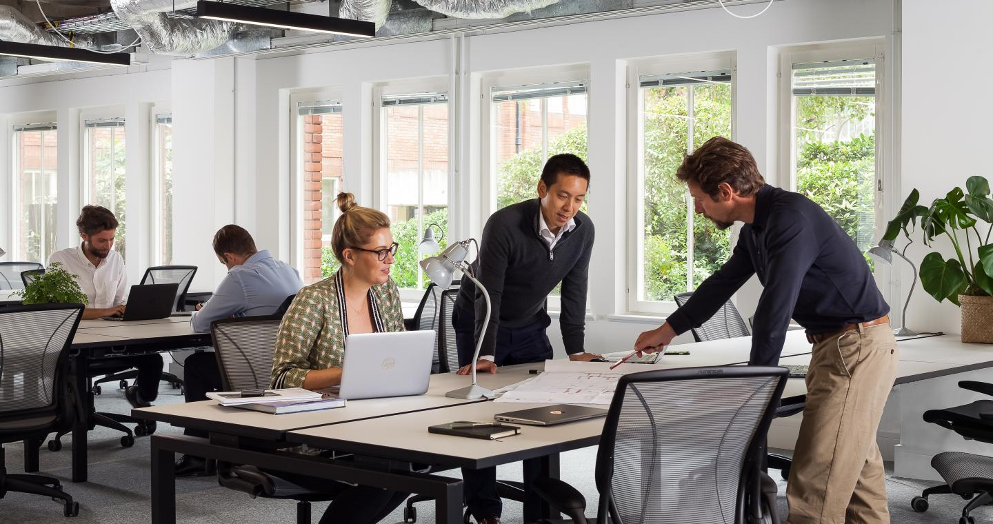 Why your workspace is key to employee retention