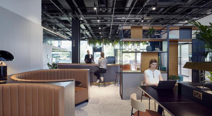 The power of a well-designed workplace to support productivity