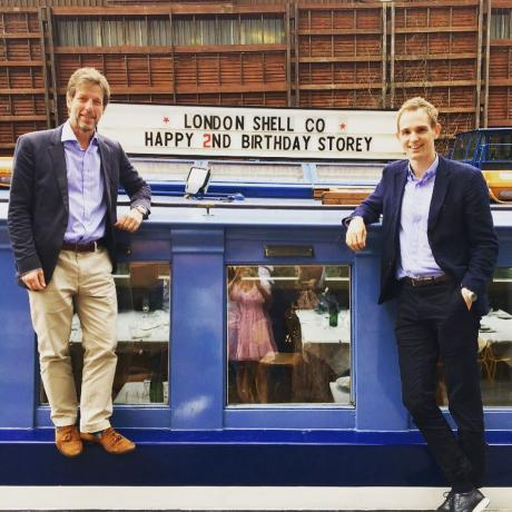 [INSTAGRAM] Yesterday we celebrated our 2nd Birthday with @londonshellco on our @paddingtoncentral campus with a lunch experience taking us all the way to Camden and back!